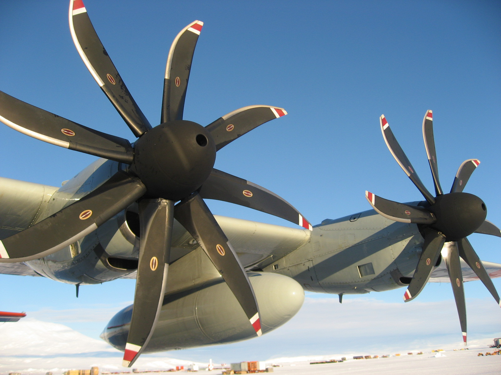Antarctic Photo Library - Photo Details - PROPELLERS.JPG